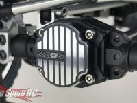 CEN Racing KAOS Advanced Tuning CNC Differential Cover