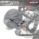 Club 5 Racing EZOFF Flip Hinge Body Mount for the Element RC Enduro Sendero HD. - 2jpg