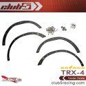 Club5Racing Traxxas TRX-4 2021 Ford Bronco Fender Delete Kit