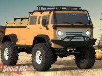 Cross RC JT4 Scale Crawler Kit