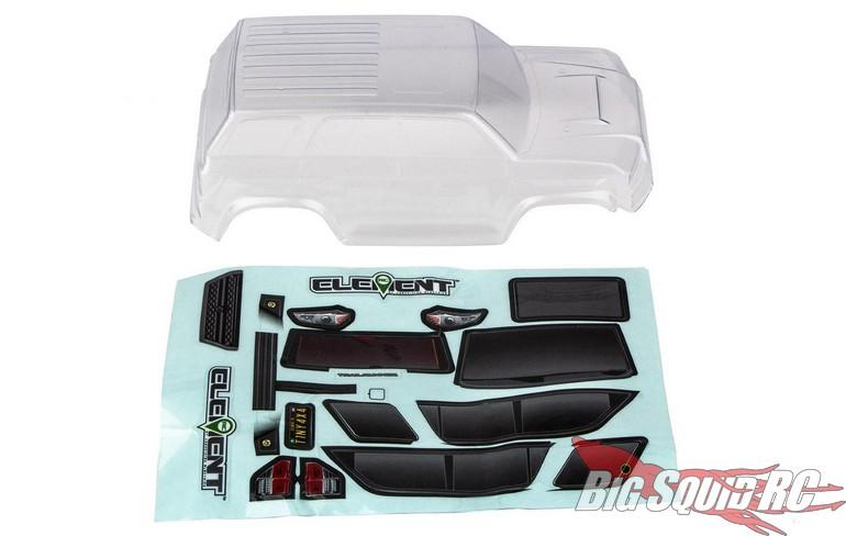 Element RC Clear Body Enduro 24