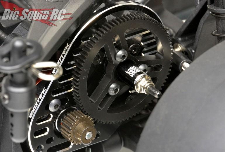 Exotek 22S Slipper Eliminator for Kimbrough Spur Gears