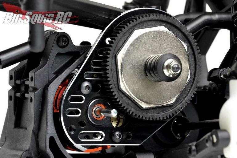 Exotek Racing Lightweight Drag Motor Plate Losi 22S