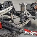Extreme RC 4x4 Rear Trailing Arm Kit for the SCX10 3 - 3