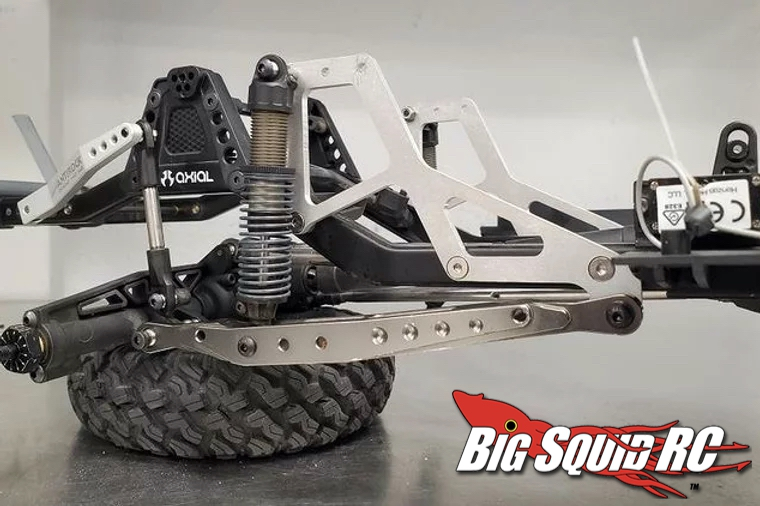 Extreme RC 4x4 Rear Trailing Arm Kit for the SCX10 3