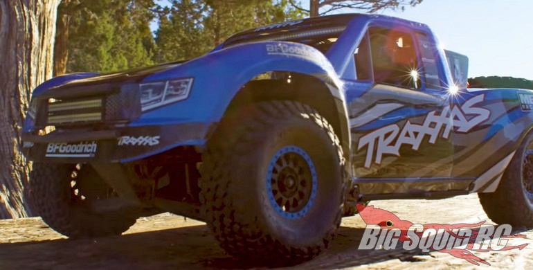 Forest Adventure with the Traxxas Unlimited Desert Racer