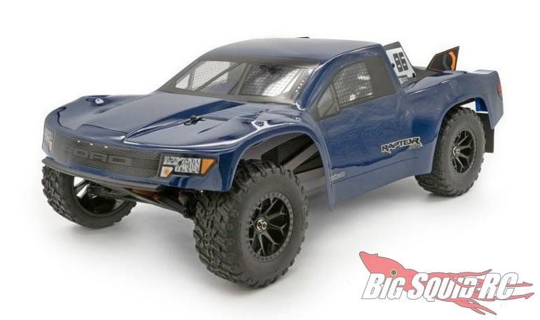 HPI Racing Ford F-150 SVT Raptor Short Course Truck Body