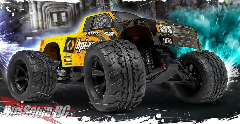 HPI Racing Jumpshot MT Flux RTR
