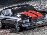 Kyosho RC 1970 Chevy Chevelle SS 454 LS6 Tuxedo Black