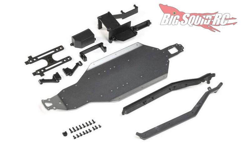 Losi Aluminum Chassis Conversion Kit Losi 22S Drag Car