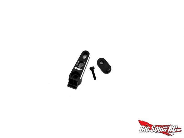 MXLR Aluminum Adjustable Steering Arm