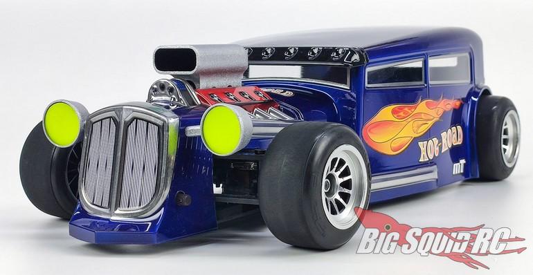 Mon-Tech Hot Road Clear Body RC