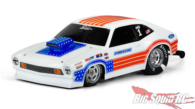 Pro-Line 1972 Ford Pinto Drag Body