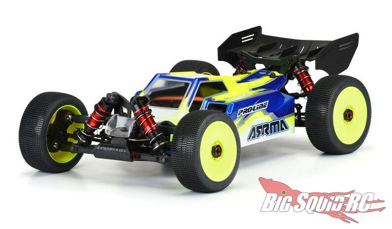 Pro-Line Axis Clear Body ARRMA Typhon 6S