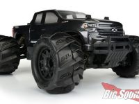 Pro-Line RC 2.8 Dumont Paddle Tires Pre-Mounted