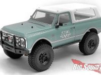 RC4WD Truck Topper Axial SCX24 1967 Chevrolet C10