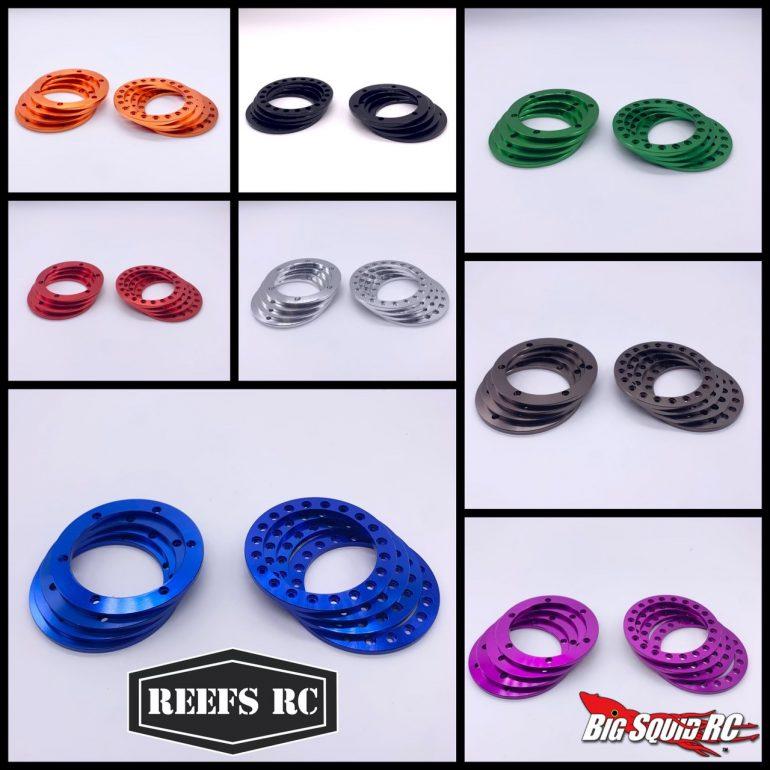 REEF's RC Beadlock Rings