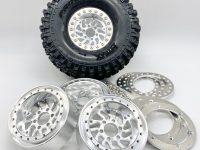REEF's RC Typhon Aluminum Beadlock Wheels