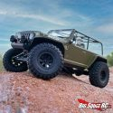 Redcat Racing Marksman RC Rock Crawler - Crawling