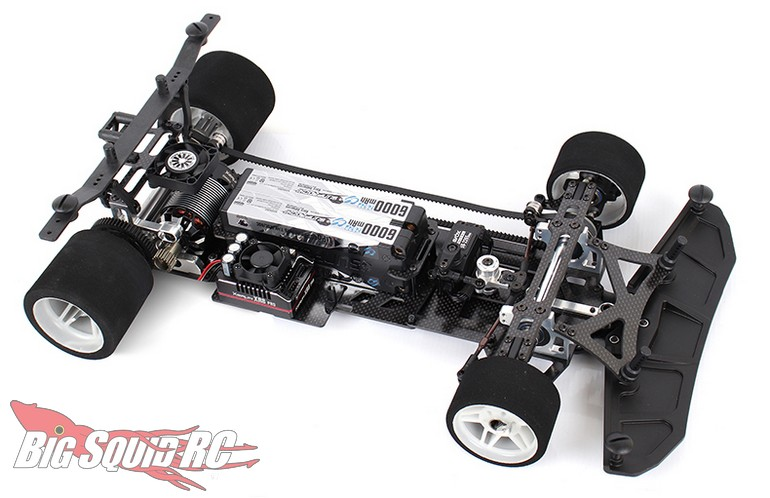 ARC RC R8S-21 Electric On-Road Pan Car