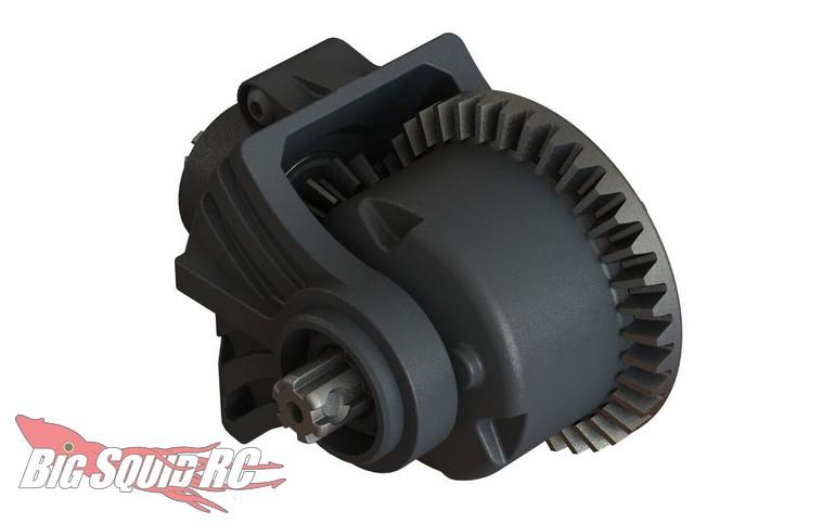 ARRMA CNC Steel Gear Transmission Module Set