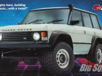 Carisma RC Range Rover 2.1 Kit