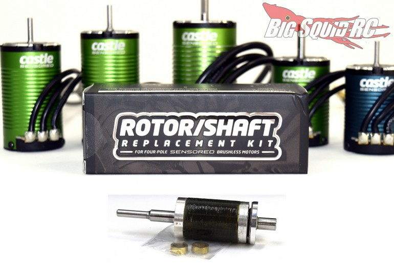 Castle Creations Rotor Replacement Kits 14XX 15XX Series Motors RC