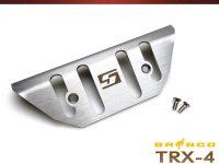 Club 5 Racing Front Metal Skid Plate - Traxxas TRX-4 2021 Ford Bronco