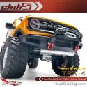 Club 5 Racing Front Metal Skid Plate - Traxxas TRX-4 2021 Ford Bronco - Installed 3