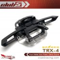 Club 5 Racing Front Metal Skid Plate - Traxxas TRX-4 2021 Ford Bronco - Installed Rear