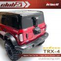 Club 5 Racing Traxxas TRX-4 2021 Bronco Spare Tire Carrier and Third Brake Light - 4