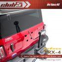 Club 5 Racing Traxxas TRX-4 2021 Bronco Spare Tire Carrier and Third Brake Light - 6