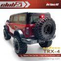 Club 5 Racing Traxxas TRX-4 2021 Bronco Spare Tire Carrier and Third Brake Light - 7