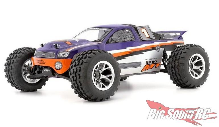 HPI Racing RC Stadium Truck Body Re-Release