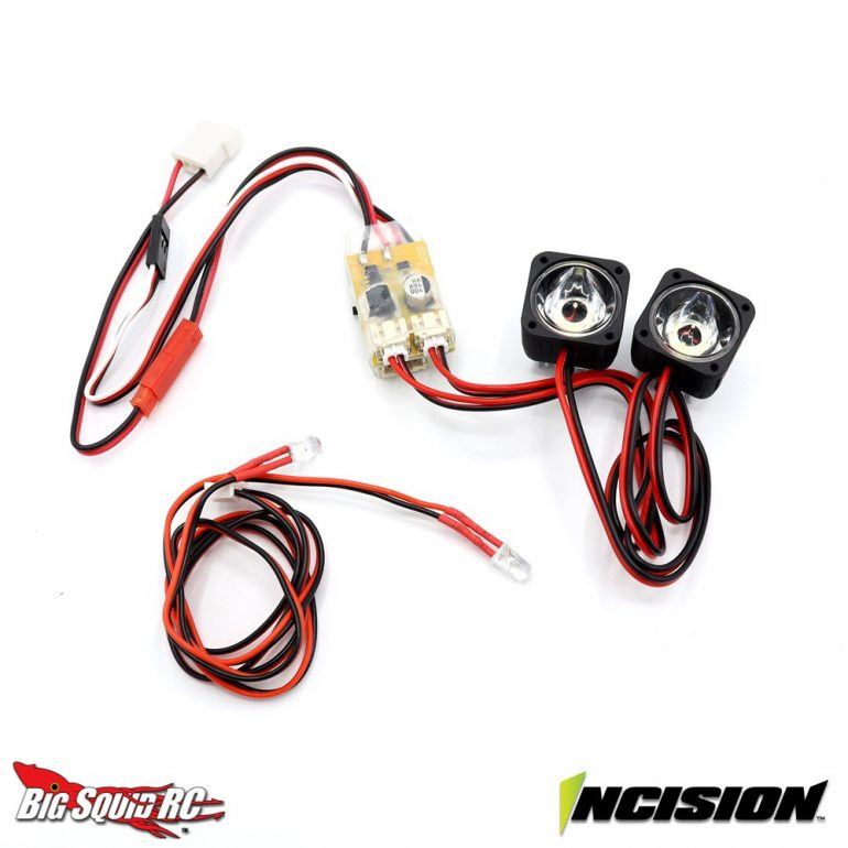Incision Series 1 LED Light Kit