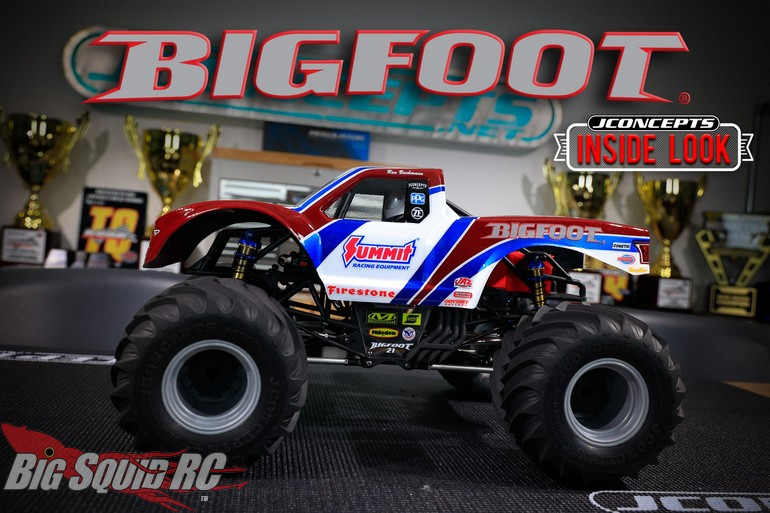 JConcepts Summit Racing BIGFOOT 21