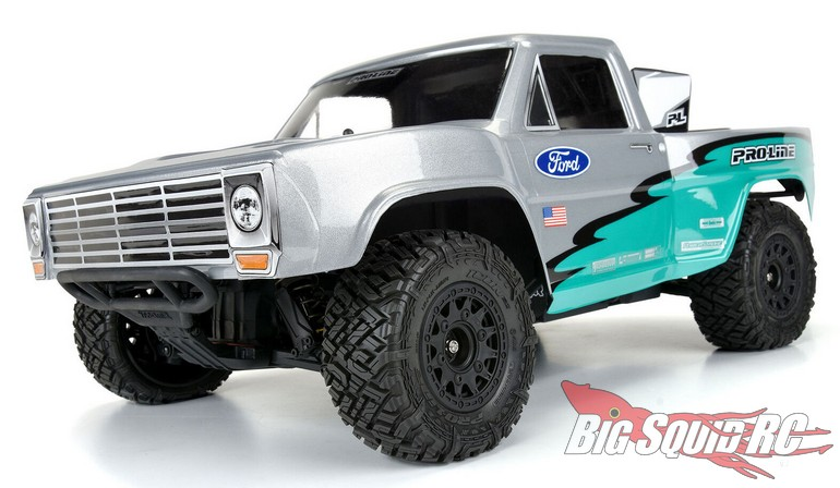 Pro-Line Icon SC Pre-Mounted Tires