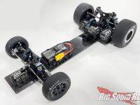 R1 Wurks AXXISS DC1 Prototype Drag Racing Conversion Kit Associated B6