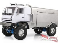 RC4WD 14th Rally Race Semi Truck RTR