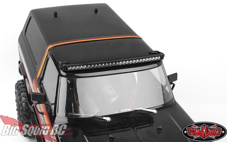 RC4WD Baja Designs Arc Light Bar Traxxas TRX-4