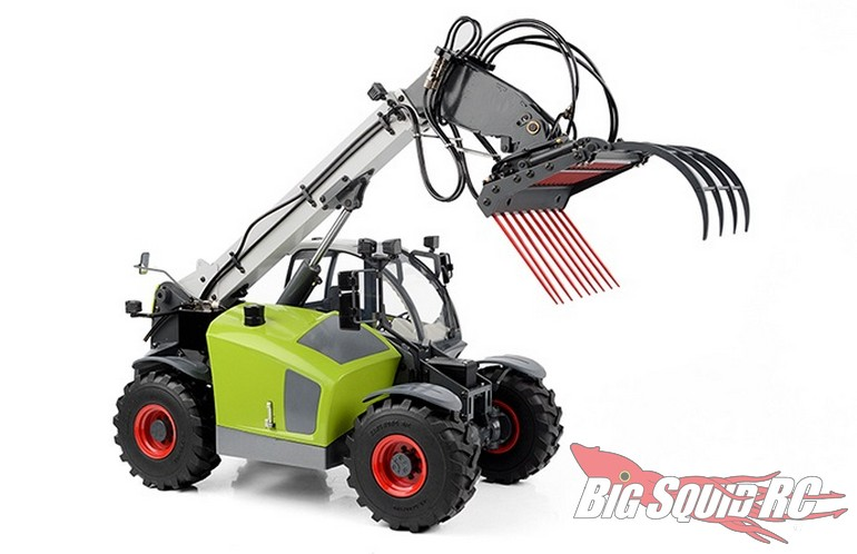 RC4WD Grabber Telescopic Hydraulic RTR RC Forklift