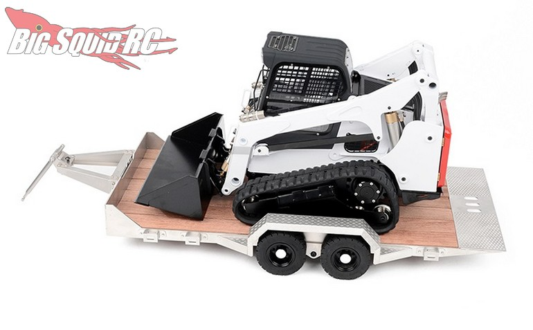 RC4WD Trailer R350 Compact Track Loader