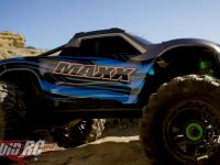 Traxxas Maxx Rocky Hill Adventure Video