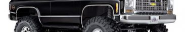 Traxxas Resto-Mod Black 1979 Chevy K5 Blazer RTR