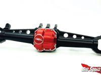 Treal Axial SCX10 II 7075 Aluminum Axles