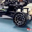 Treal Multi-spoke 2.2 Aluminum Beadlock Wheels - Black - Installed
