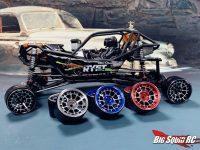 Treal Multi-spoke 2.2 Aluminum Beadlock Wheels - Full Range of Colors