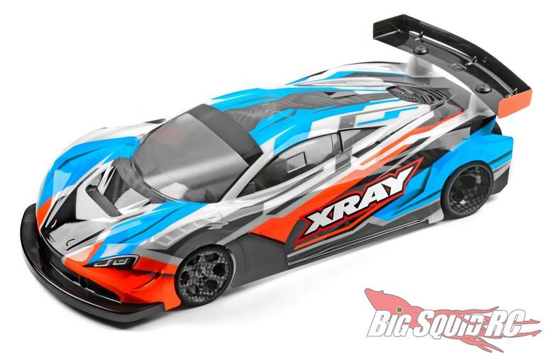 XRay 2022 X10 Pan Car Kit