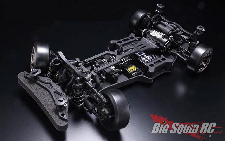 Yokomo YD-2Z RC RWD Drift Kit