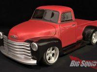 APlastics 1951 Chevy Pickup Clear Body